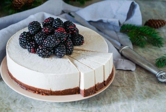 Cheesecake senza cottura: la ricetta che ha anche le zucchine tra gli ingredienti