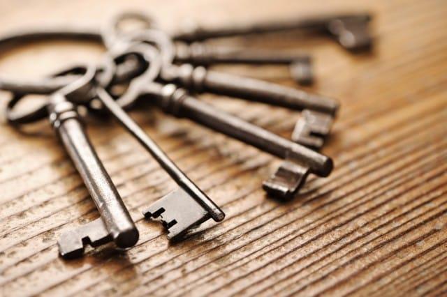 Riciclo creativo, tante idee per non sprecare le vecchie chiavi e trasformarle in nuovi oggetti