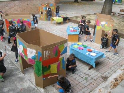 La scuola G. Deledda di Bologna che insegna ai bambini a scoprire ed amare la natura