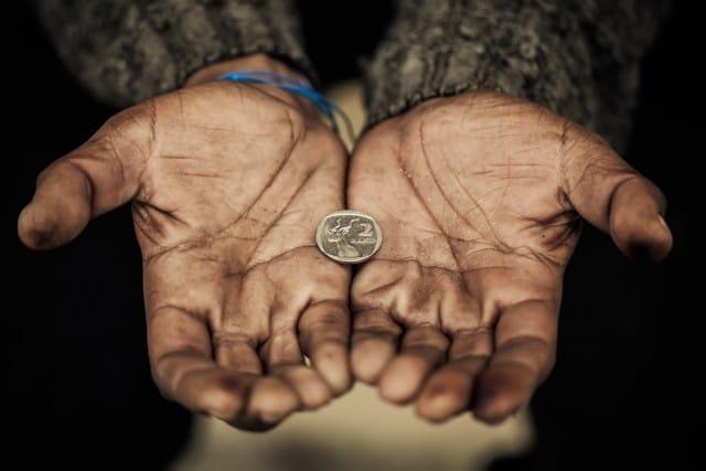 Lotta alla povertà: per salvare le banche 20 miliardi di euro. E per i poveri?