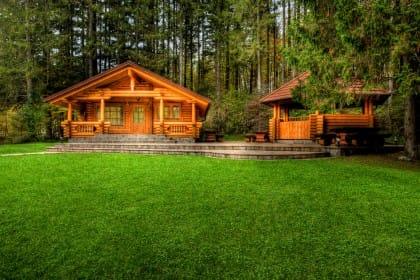 Risparmio, sicurezza e benessere abitativo, ecco i benefici di una casa in legno (Foto)