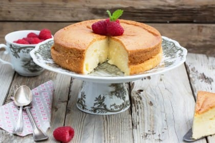 Torta senza zucchero: la ricetta con arancia e cioccolato