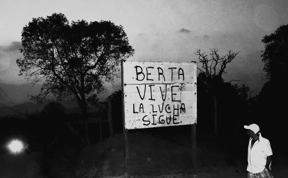 AMBIENTALISTA HONDURAS