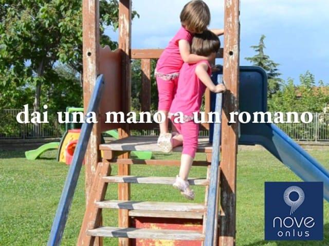 Dai una mano a un romano, l'iniziativa per aiutare le famiglie in difficoltà della Capitale