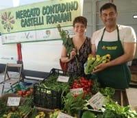 Mercato contadino Castelli romani, dove vincono risparmio e sostenibilità (foto e video)