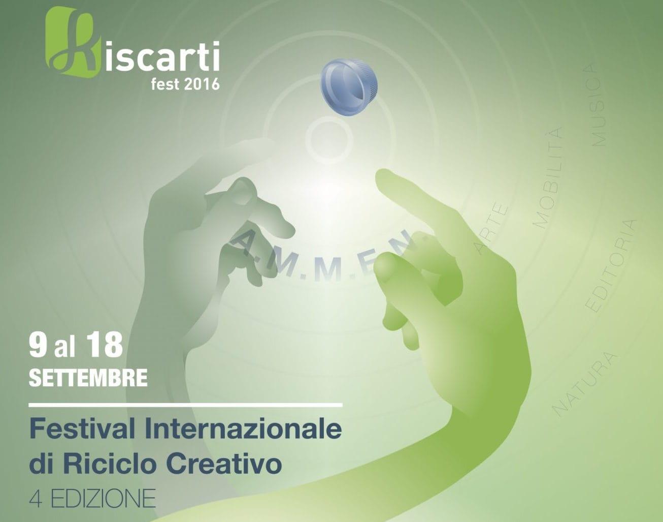 FESTIVAL DI RICICLO CREATIVO