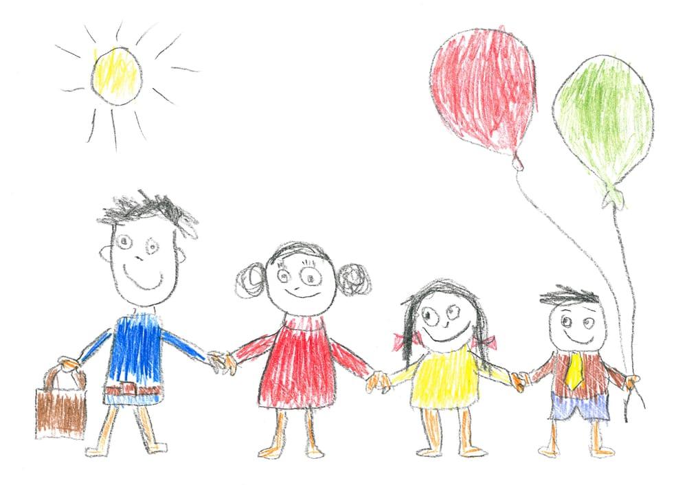 Molto Come capire i disegni dei bambini - Non sprecare YJ78