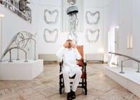 """""""Reperti impossibili"""", le opere dell'artista Michele Iodice realizzate con materiali riciclati"""