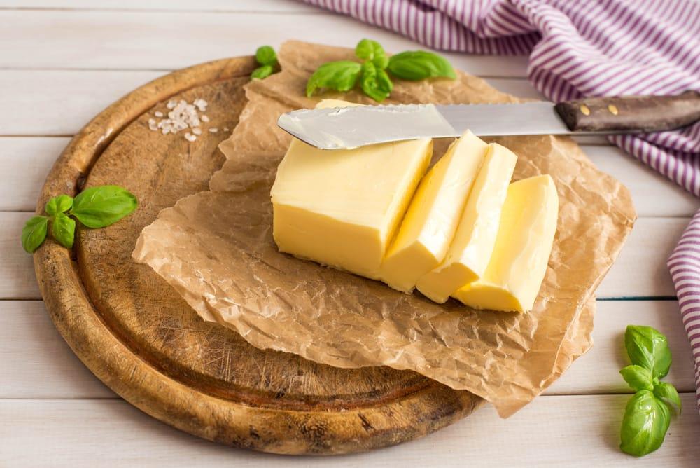 ricetta margarina