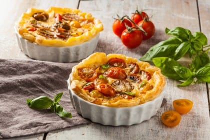 ricetta pasta brisée