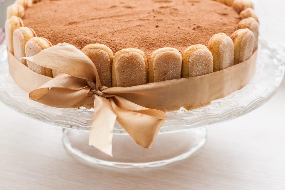 Ricetta torta tiramis non sprecare for Tiramisu particolari
