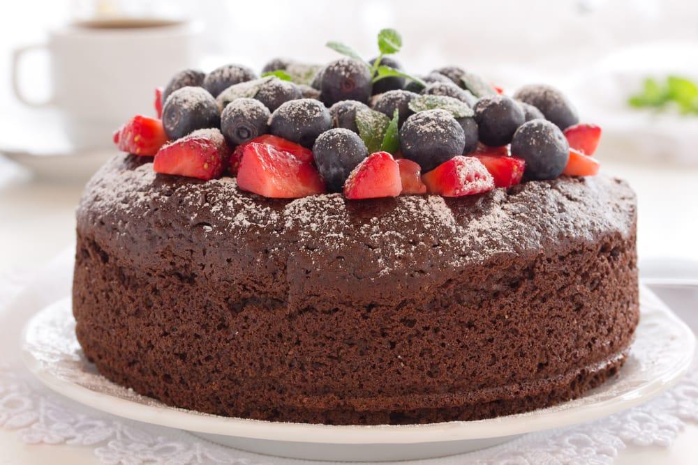 Ricette di dolci al cioccolato non sprecare for Ricette dolci