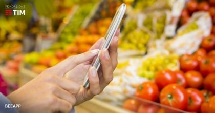 BeeApp, l'applicazione per recuperare e distribuire gli alimenti in eccedenza