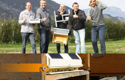L'arnia tecnologica di Melixa per monitorare, in tempo reale, lo stato di salute delle api