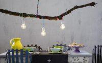 Lampada da tavolo fai da te, con il riciclo creativo: idee per decorare la casa con originalità