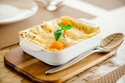 Lasagne con la zucca, la ricetta profumata, gustosa, nutriente e sana
