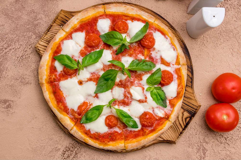 ricetta della pizza con la pasta madre