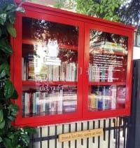"""""""Prendi un libro lascia un libro"""", quando la biblioteca diffusa è un successo"""