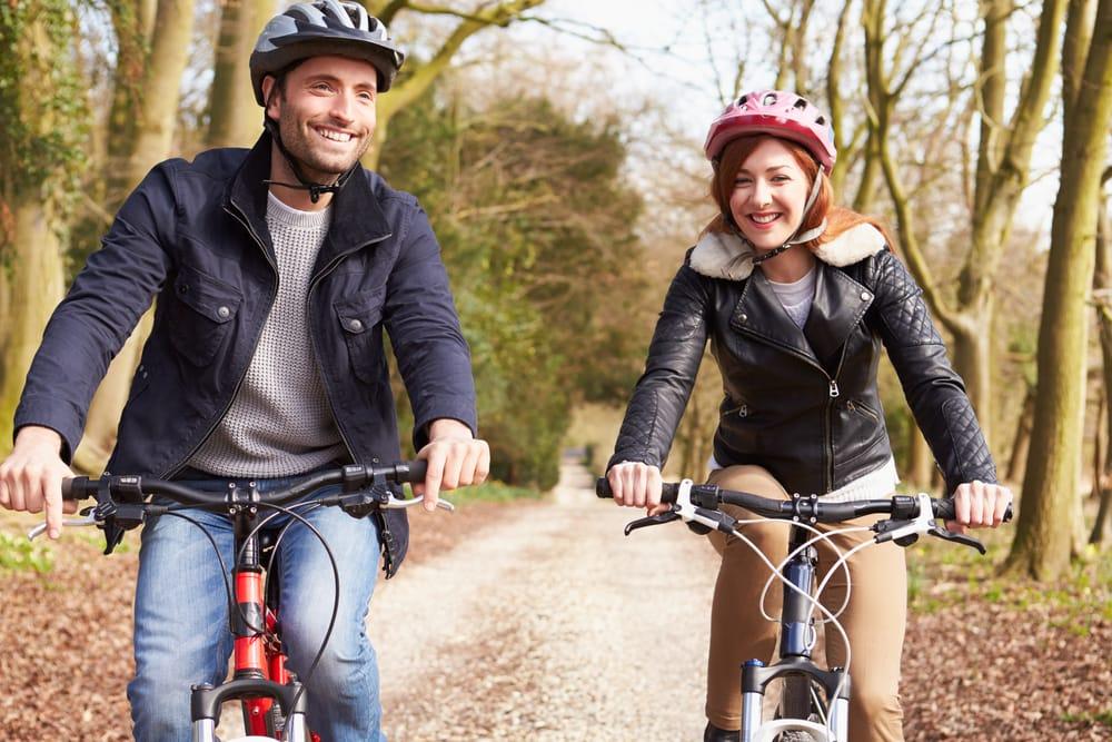 Come andare in bici d'inverno