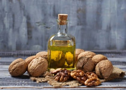 effetti benefici olio di noci