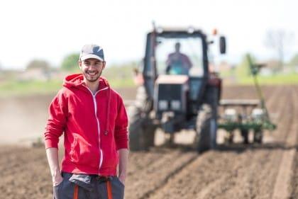 occupazione giovanile in agricoltura in Italia