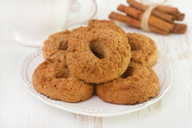 Biscotti alla cannella, la ricetta profumata per iniziare la giornata in modo nutriente