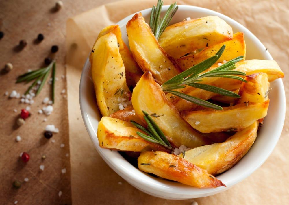 Ricetta patate al forno non sprecare for Quando raccogliere le patate