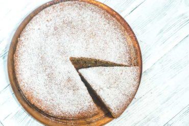ricetta torta di zucca con amaretti