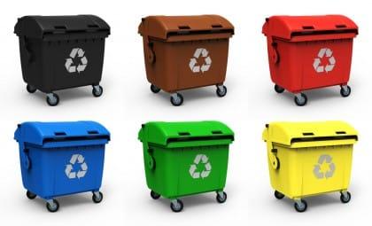 tassa rifiuti pagata con il riciclo