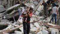 Il Natale dei bambini di Aleppo ci ricorda il nostro sciagurato silenzio (foto)