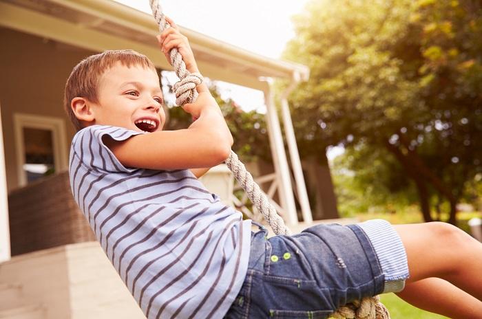 Come crescere bambini felici