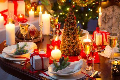 Natale a tavola, le migliori ricette. Dal canapè con hummus di ceci al pandoro fatto in casa (foto)