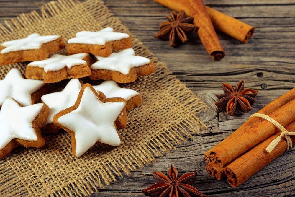 ricetta biscotti con arancia e cannella
