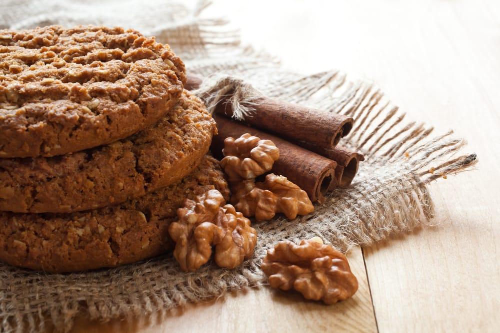 ricetta biscotti con le noci
