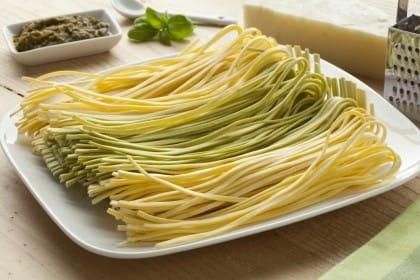 ricetta tagliolini al limone