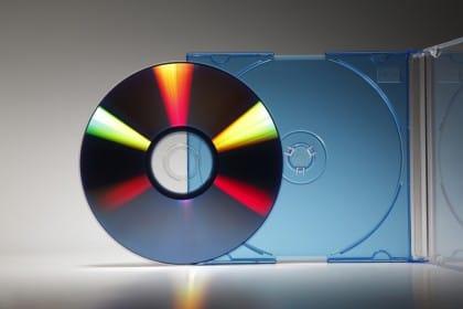 riciclo creativo cd e dvd