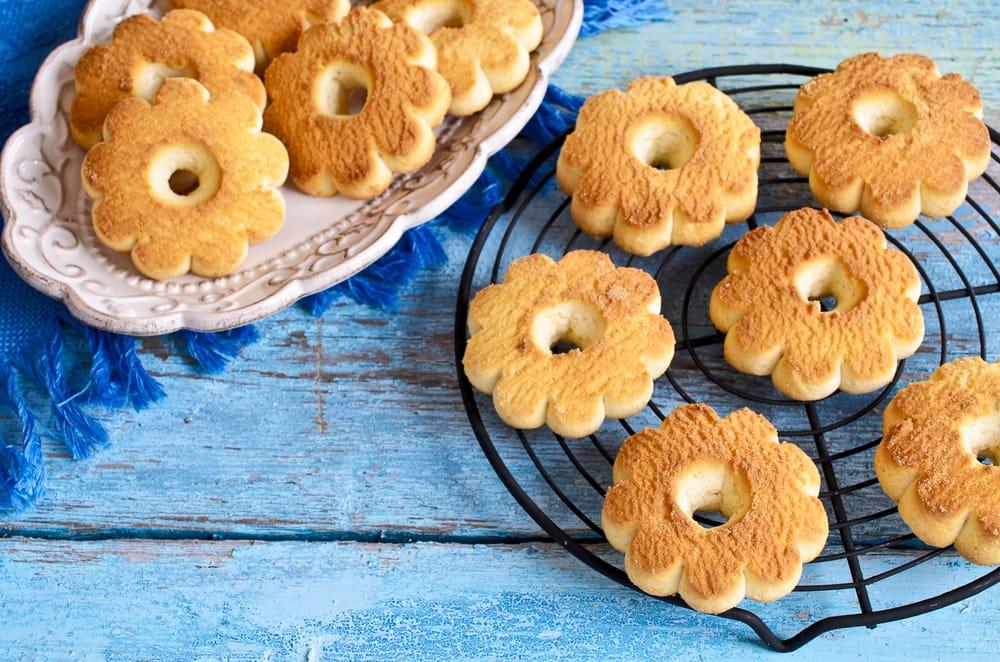 10 ricette biscotti semplici e veloci