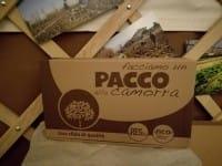 """""""Facciamo un pacco alla camorra"""" con i prodotti coltivati nelle terre confiscate"""