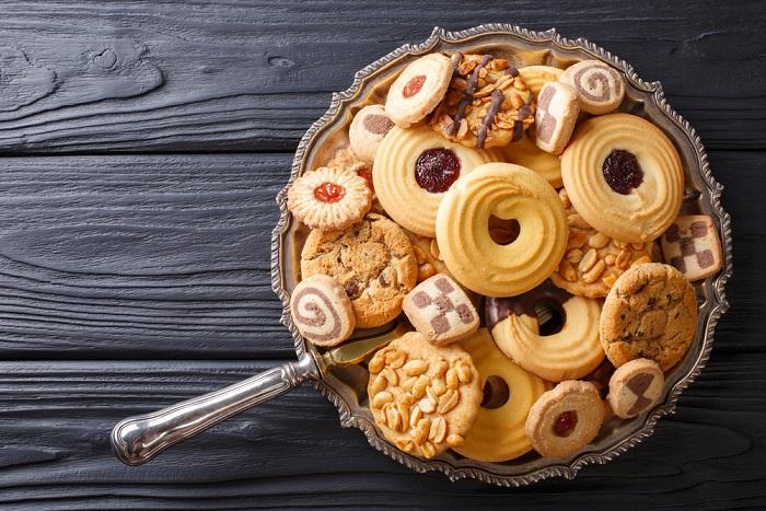 ricette biscotti fatti in casa