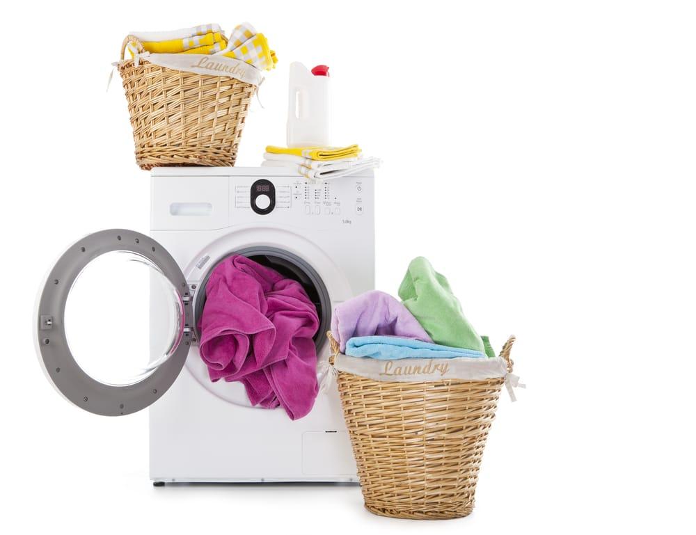 Come lavare i capi bianchi in lavatrice