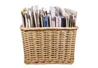 Come tenere in ordine i giornali e le riviste senza sprecare spazio