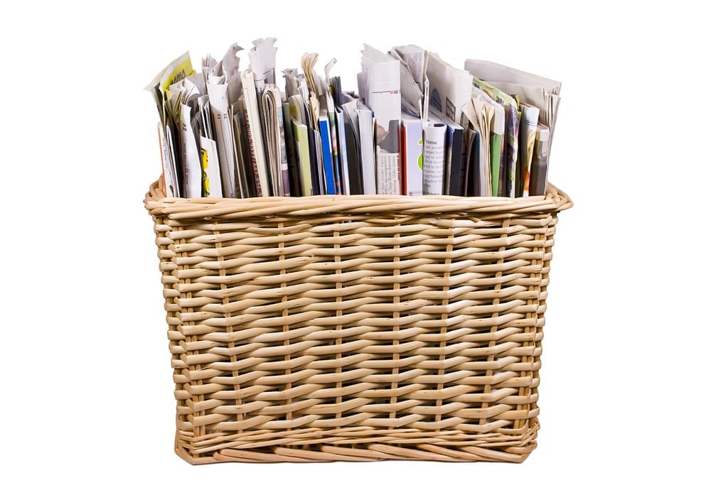 Come tenere in ordine i giornali e le riviste non sprecare for Riviste per la casa