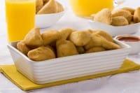 Crocchette di pasta con gli avanzi del giorno prima. E con un magico tocco di erbe aromatiche