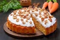 Torta bio di carote e pompelmo, la ricetta nutriente e sana per la colazione