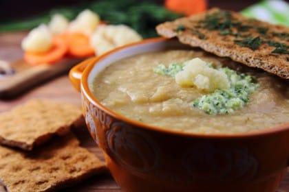 ricetta zuppa con il cavolo