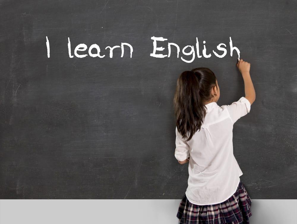 come insegnare l'inglese ai bambini