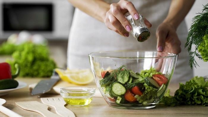 come ridurre il consumo di sale