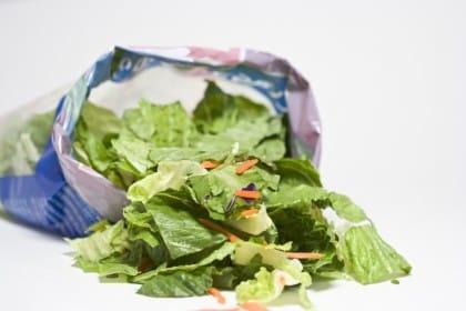 cosa sapere su insalate in busta