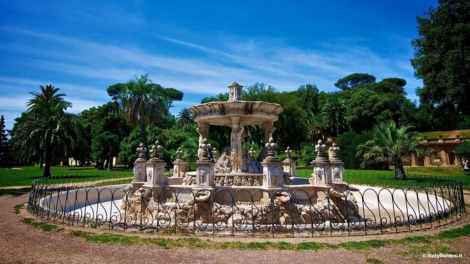 Scuola Villa Pamphili Roma