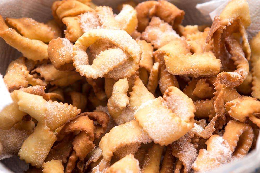 Ricette dolci di carnevale non sprecare for Ricette dolci di carnevale